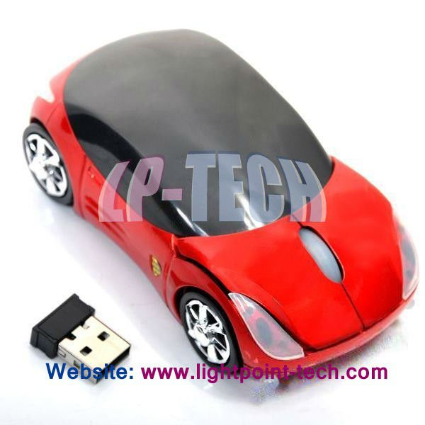 2.4G Mini car mouse wireless