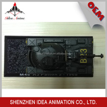 Wholesale China factory 1:72 die cast tank model