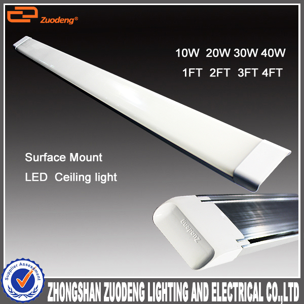 factory big promotion bedroom led lamp furniture slim 40W 120cm led panel ceiling light