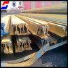 Railway railroad iron rail track