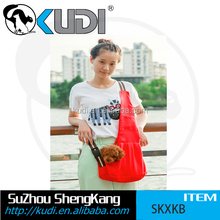 Single-shoulder sling fashion outdoor pet carrier bag