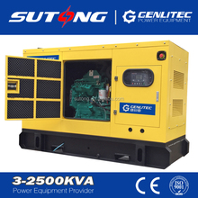Soundproof Type Diesel Generator 40 KVA with Cummins 4BT3.9-G2