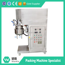 Professional Designed WKZ-5 5L Stainless Steel High Shear Emulsifying Mixer For Cosmetic