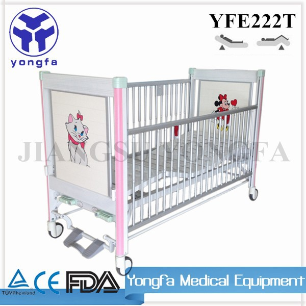 YFE222T Child Bed For Hospital Ward hospital children bed