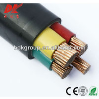 PVC electricity cable wire