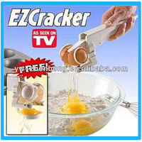 Egg Cracker Crack, Peel & Separate Eggs Perfectly