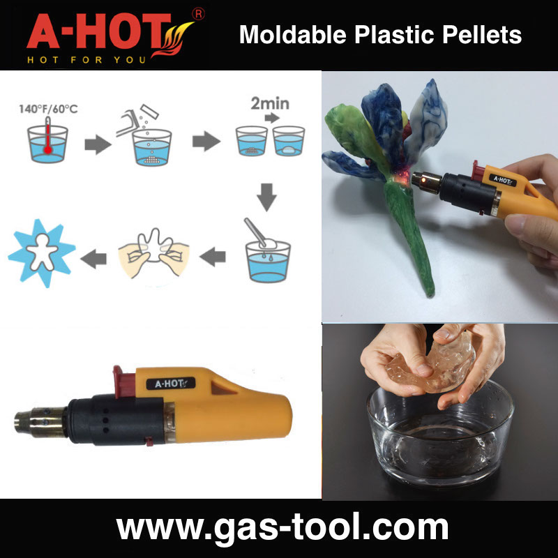Low Melting Point Smart Materials Polymorphism plastic made tool