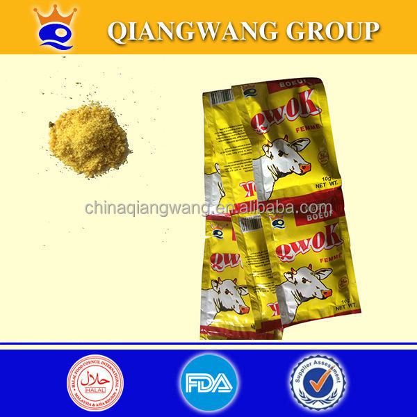 China made beef seasoning powder 10g/sachet