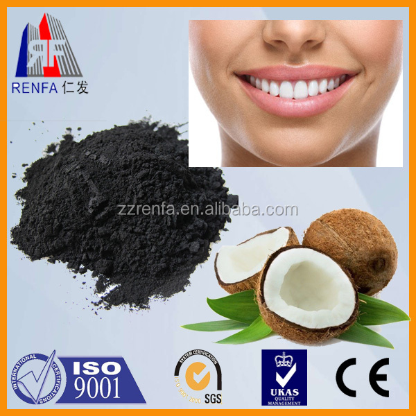 Food Grade Natural Activated Carbon Powder for whiten teeth