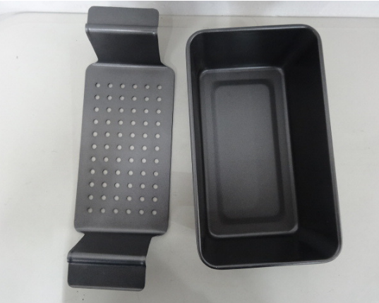 Cake mould, beef pan, kitchen ware,Packing in color box