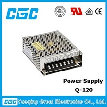 120W Q-120 quad output switching power supply