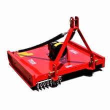 18-25HP tractor mounted pto rotary mower slasher