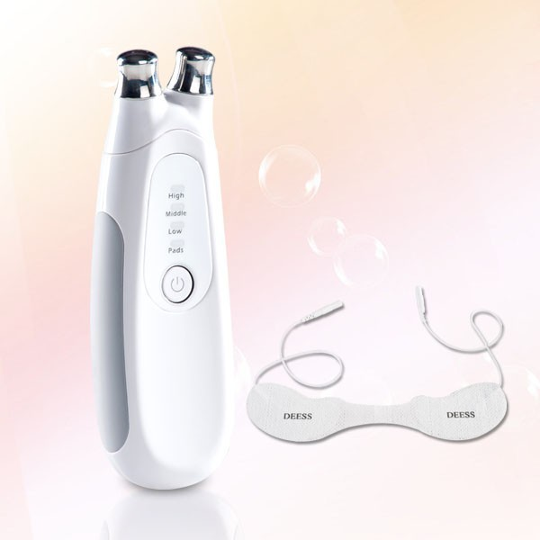 Home use skin rejuvenation instrument micro current eye care and face lift device with CE PSE and ROHS certificates