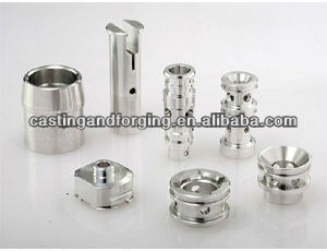 Machined and Forging Aluminum