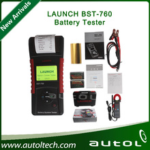 Multi Languages Launch BST-760 Car Battery Tester Can Store 100 Groups of Test Results