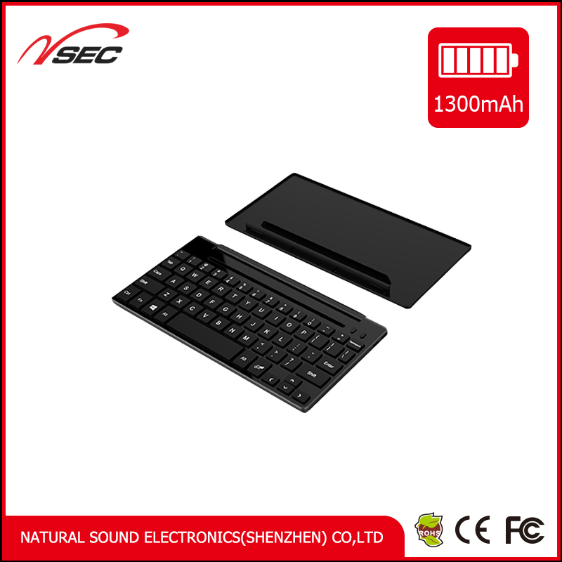 Bluetooth keyboard with android tv box keyboard case