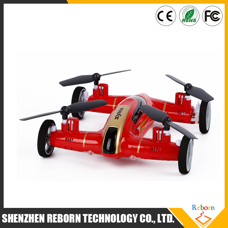 Colorful radio control toy Helicopter Drone with controller