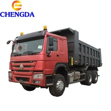 Sinotruk HOWO 10 Wheeler 6x4 371hp 30Ton Load Tipper Dump Trucks Price