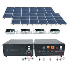 Solar Power System off-Grid Solution,off grid solar power system 3KW