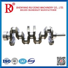 hot sale high performance best price profession custom iron KA24 crankshaft engine parts