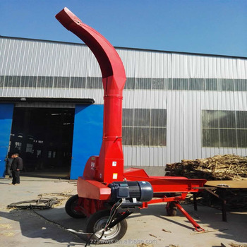 Elephant grass cutting machine