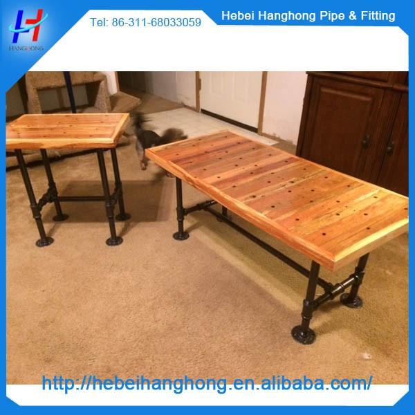 Merveilleux Cast Iron Bench Legs Cast Iron Table Base4 ...
