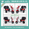 Hot Sale best selling moped scooter sales model Euro 4 EEC & COC Delivery Electric Scooter E-Pizza (2000W)