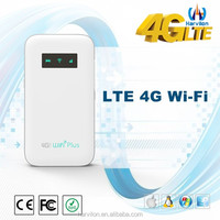 Portable 3g 4g wireless wifi router with SIM card slot OpenWRT WI FI 4G