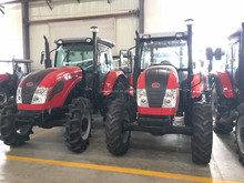 CE certified 404 farm traktor 4x4WD 40hp farm tractor for sale