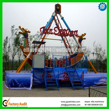 outdoor & indoor playground kids small pirate ship for sale