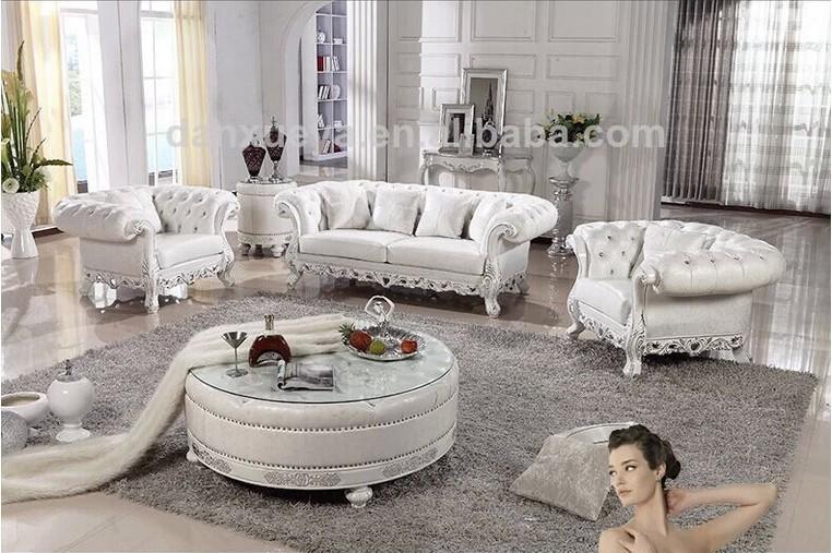 DanXueYa Shenzhen Latest European Modern Gold Party Sofa,turkish Sofa  Furniture