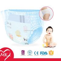 Disposable diaper /nappy baby cheap baby pants for Africa market