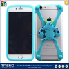 wholesale christmas gift universal 3d silicone bumper frame case for cellphone