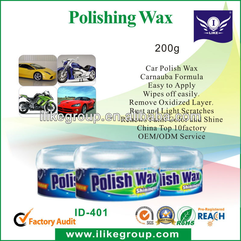 car polishing chemical products