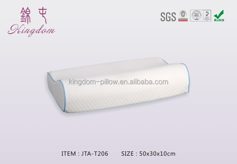Healthcare orthopedic memory foam pillow