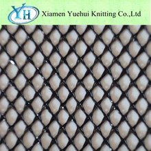 Low Price Good Quality Athletic Mesh Fabric with black yarn