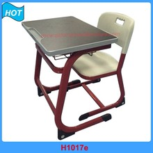 Latest Wooden Furniture Design School Furniture Desk and Chairs Price List Table and Stool