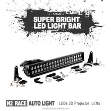 auto spare parts Manufacturer 40 INCH offroad 36000LM 400w led light bar for truck