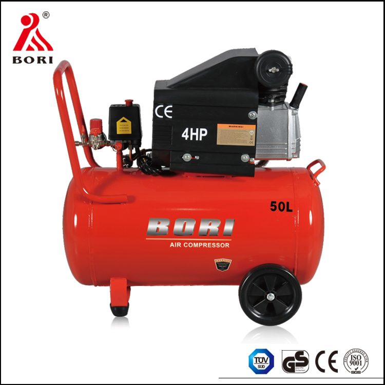 China factory good quality portable air compressor 50l