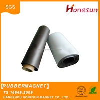 flexible rubber magnet magnetic sheet or roll