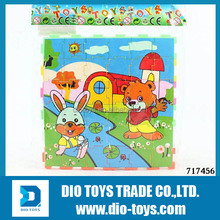 717456 Funny promotional educational slide puzzle , jigsaw puzzle / puzzles,shuffle puzzle