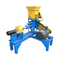 Competitive Price 120kg koi forage processing machine carp forage processing machine manufacturer