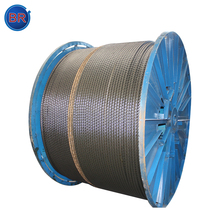 Balance Rope Hot-dip Galvanized Flat Steel Wire Rope