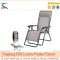 Net cloth chair recliner, zero gravity chair for noon break from Chinese factory