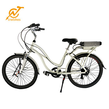 CR26B city ebike electric bicycle 36V 10.4Ah lithium battery bicycle hot sale
