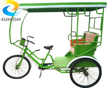 factory direct sales pedal passenger 3 wheel rickshaw