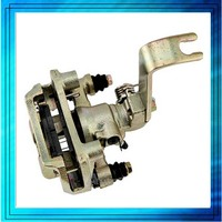 Custom High Performance Aluminum Electric Auto Brake Calipers