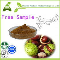 Alibaba China high quality Horse chestnut extract 20%/98% Aescin