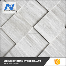 Hot sale white wood grain marble tiles and slabs,white wooden marble with wood vein marble