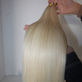 Keratin Capsules Hot Fusion Hair 1g/pc Remy Nail U Tip Hair Extensions Straight Pre Bonded Hair Extensions